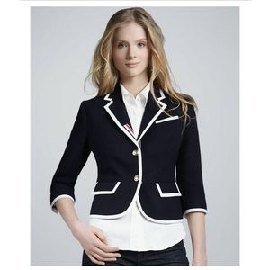 Neiman Marcus for Target navy blazer. Size large.